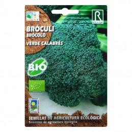 Bróculi verde calabrés 4Grs.