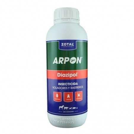 Arpon Diazipol 1L - Insecticida pulgas