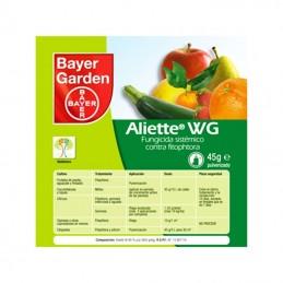 Aliette WG 45G - Fungicida
