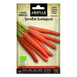 Zanahoria Nantesa 5, 2 Grs.
