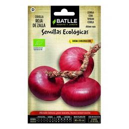 Cebolla Roja de Zalla, 1 Gr.