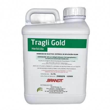 Tragli Gold 5L - Herbicida Glifosato 36%