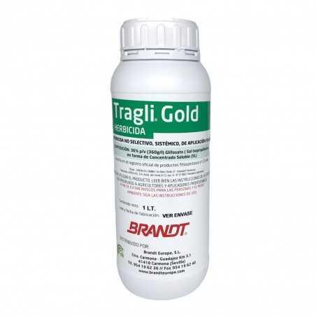 Tragli Gold 1L - Herbicida Glifosato 36%
