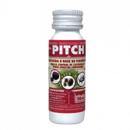 Pitch 10 ML - Insecticida...