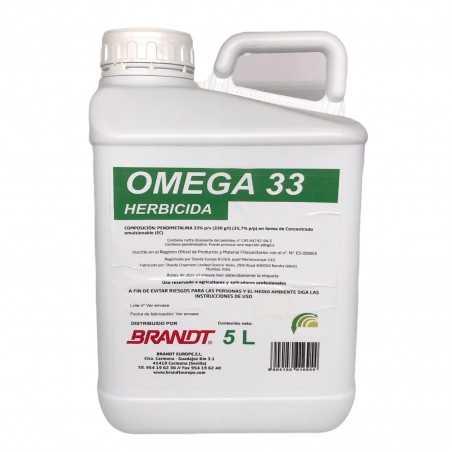 Omega 33 5L - Herbicida Pendimetalina
