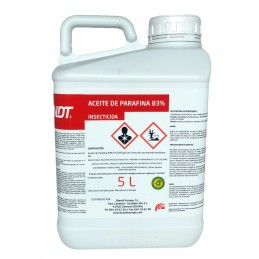 Aceite de Parafina 5L