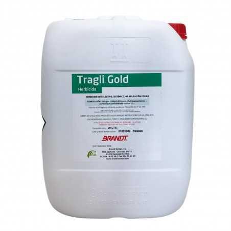 Tragli Gold 20L - Herbicida Glifosato 36%