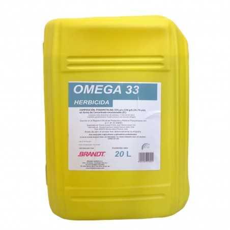 Omega 33 20L - Herbicida Pendimetalina