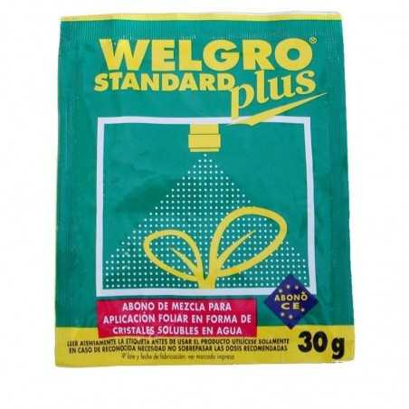 Welgro Standard Plus 30GR - Abono