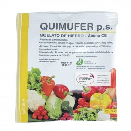 Quimufer 50 GR. - Quelato...