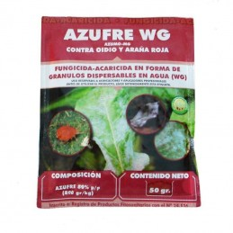 Azufre WG 50G - Acaricida...