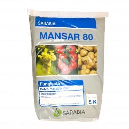 Mansar 80 5KG - Fungicida...