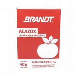 Acazox 40G - Acaricida...
