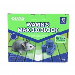 Warin´s Max 3.0 Block 260 Grs