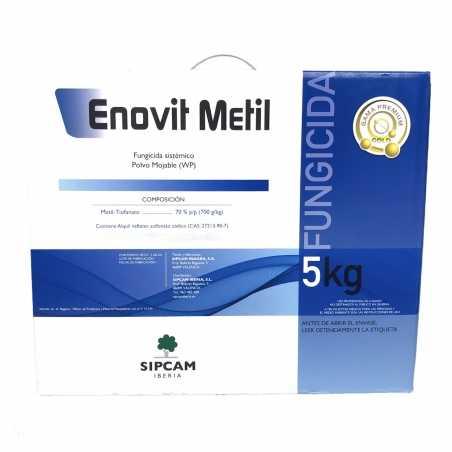 Enovit Metil 5KG - Fungicida sistémico