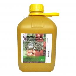 Stomp Aqua 5L - Herbicida