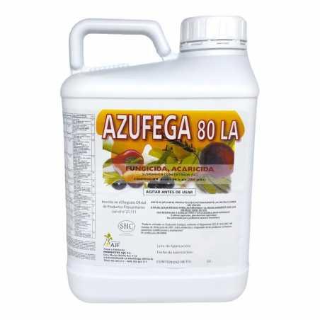 Azufega 80 LA 5L - Azufre fungicida acaricida