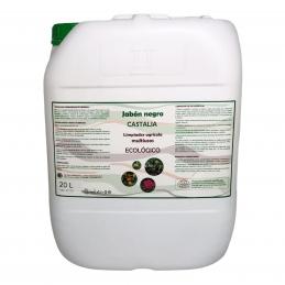 Jabón Potásico Negro 20L