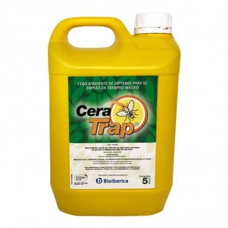 Cera Trap 5L - Proteínas Ceratitis Capitata