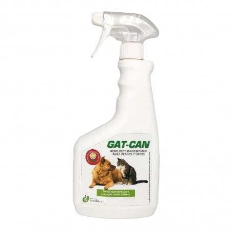 Gat-Can Repelente para Perros y Gatos