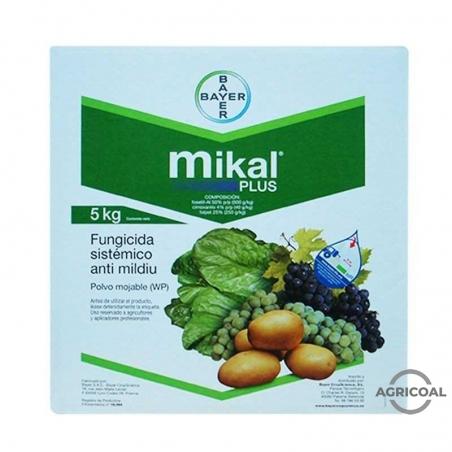 Mikal Plus 5KG - Fungicida antimildiu