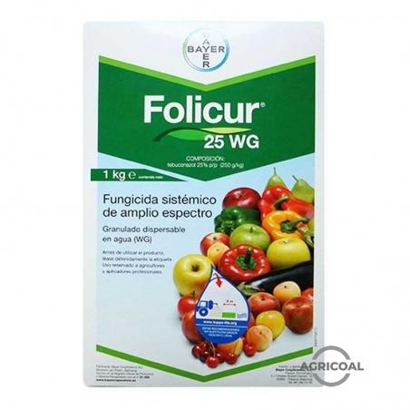Folicur 25 WG 1KG - Fungicida