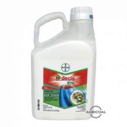 Decis EVO 5L - Insecticida...