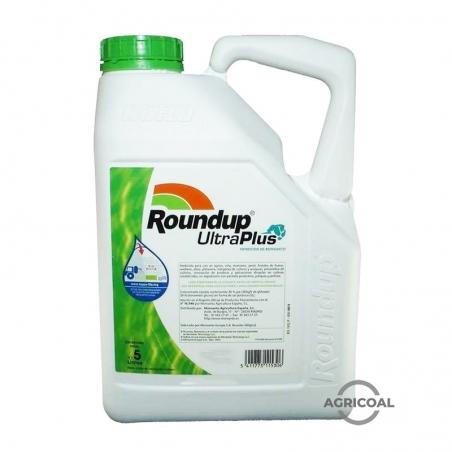 Roundup Ultra Plus 5L - Herbicida
