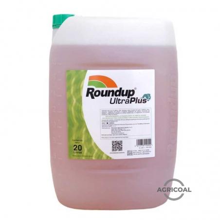 Roundup Ultra Plus 20L - Herbicida