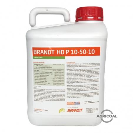 Brandt HD 10-50-10 5L - NPK Fosforo