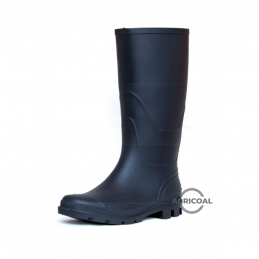 Botas de Agua Negras PVC T-42