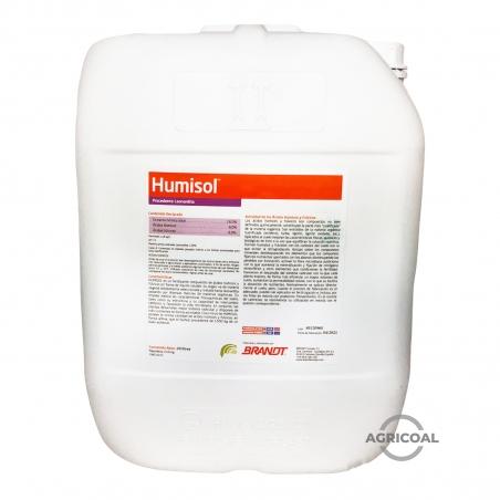 Humisol 20L - Ácidos Fúlvicos y Húmicos
