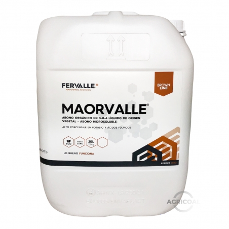 Maorvalle 20L - Materia Orgánica